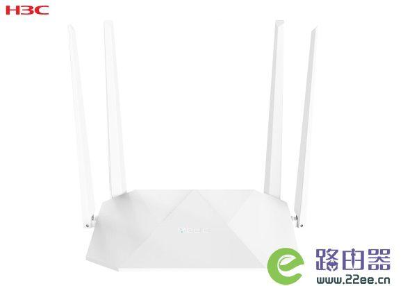 H3C无线路由器安装与moshujia.cn设置界面步骤 1